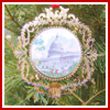 1995 U.S Capitol Historical Society Ornament