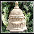 2002 Capitol Dome Ornament