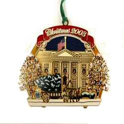 2003 Secret Service Christmas Ornament - Mail Order ALL Your ...