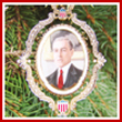 2004 American President Collection Woodrow Wilson Ornament