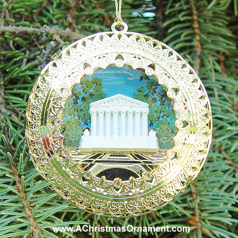 2004 Supreme Court Ornament