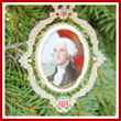 2004 American President Collection George Washington Ornament