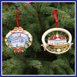 2008 Mount Vernon Ornament Gift Set