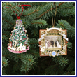 2008 White House Ornament Gift Set