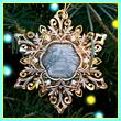 2012 U.S. Capitol Snowflake Ornament