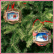2011 & 2010 Official White House Ornaments