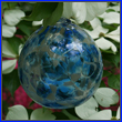 Civil War Anniversary Glass Ornament Ball